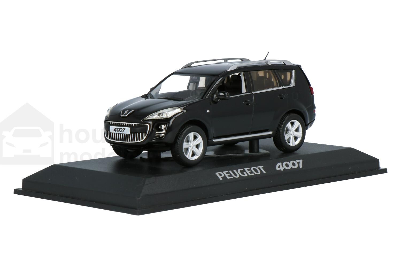 Peugeot 4007 - Modelauto schaal 1:43