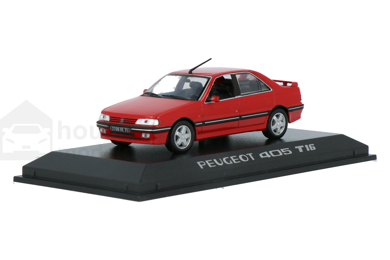 Peugeot 405 T16 - Modelauto schaal 1:43