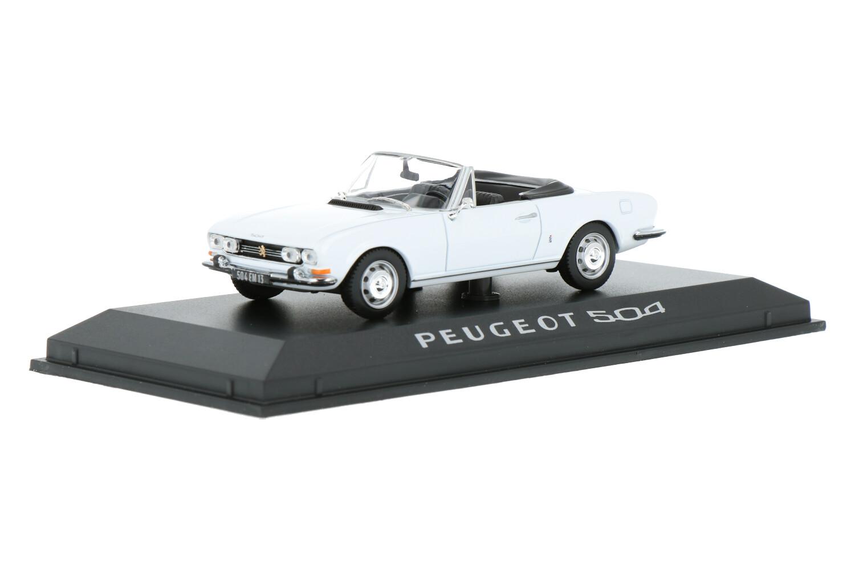Peugeot 5008 - Modelauto schaal 1:43