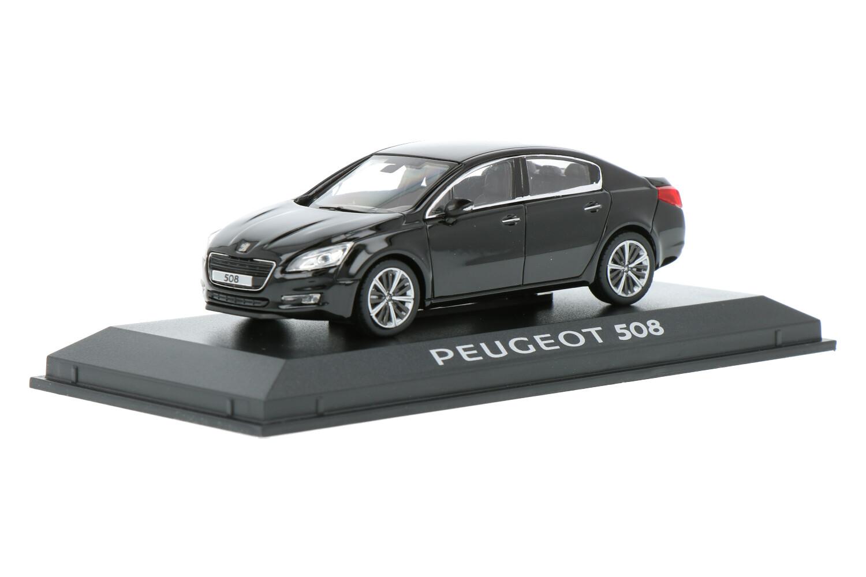 Peugeot 508 - Modelauto schaal 1:43