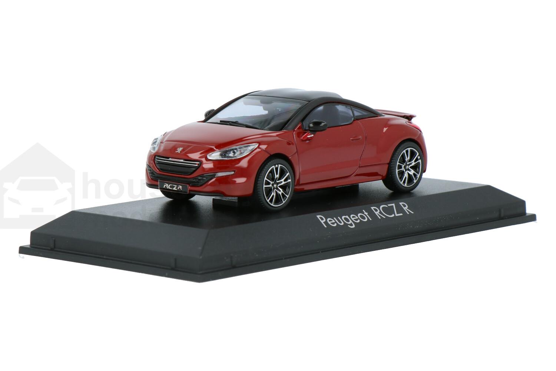 Peugeot RCZ-R - Modelauto schaal 1:43