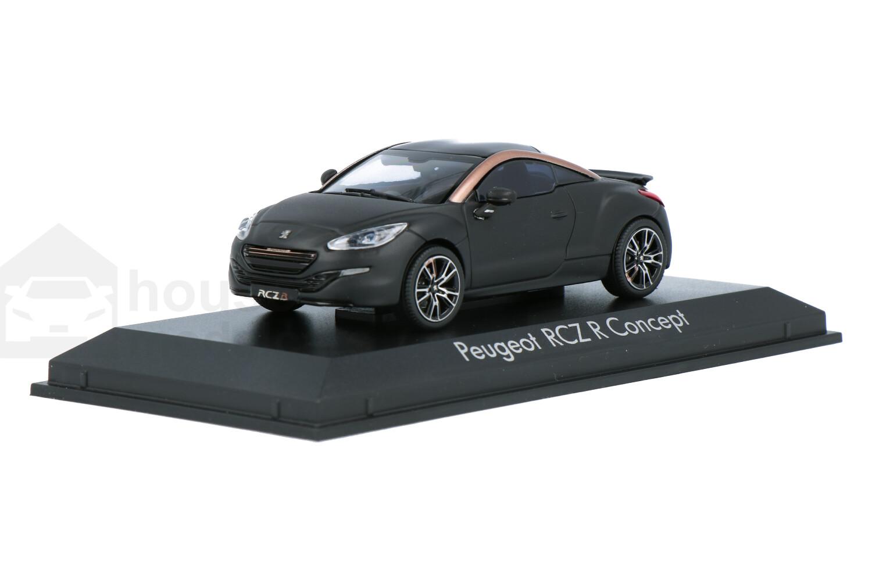 Peugeot RCZ - R. Concept - Modelauto schaal 1:43