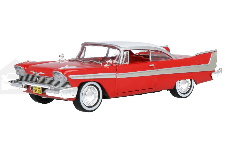 Plymouth Fury - Modelauto schaal 1:24