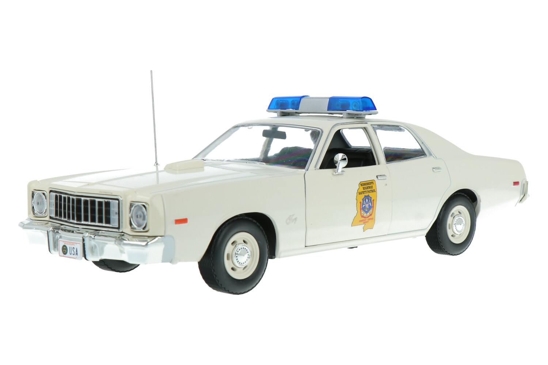 Plymouth Fury - Modelauto schaal 1:18