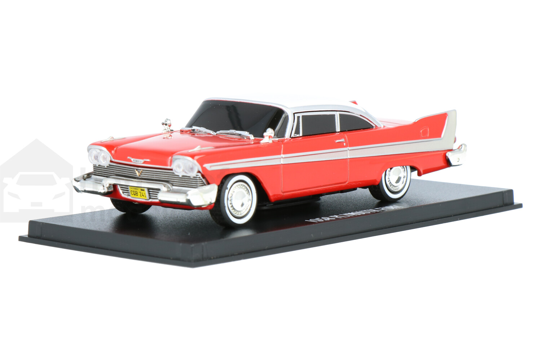 Plymouth Fury - Modelauto schaal 1:43