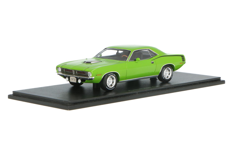Plymouth Hemi Cuda - Modelauto schaal 1:43