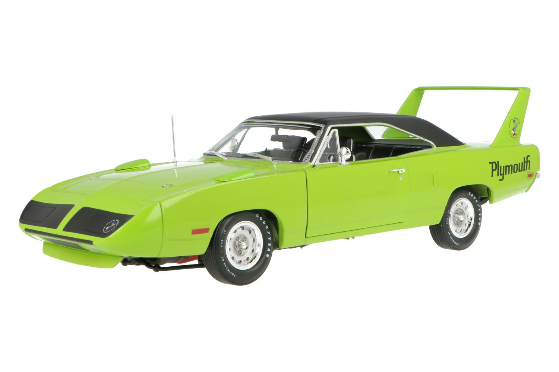 Plymouth Superbird - Modelauto schaal 1:18