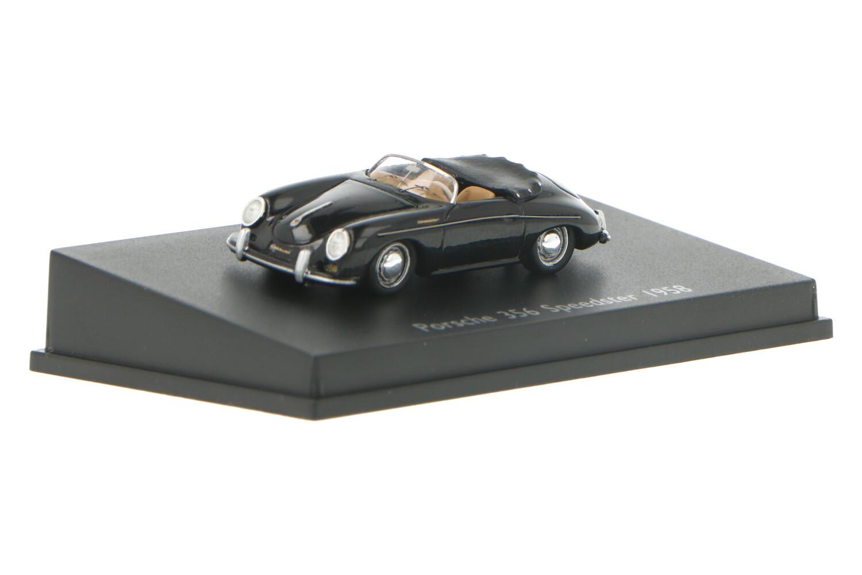 Porsche 356 Speedster - Modelauto schaal 1:87