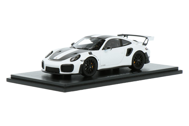 Porsche 911 (991 II) GT2 RS Weissach Package - Modelauto schaal 1:43
