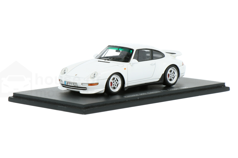 Porsche 911 (993) Carrera RS Coupé - Modelauto schaal 1:43