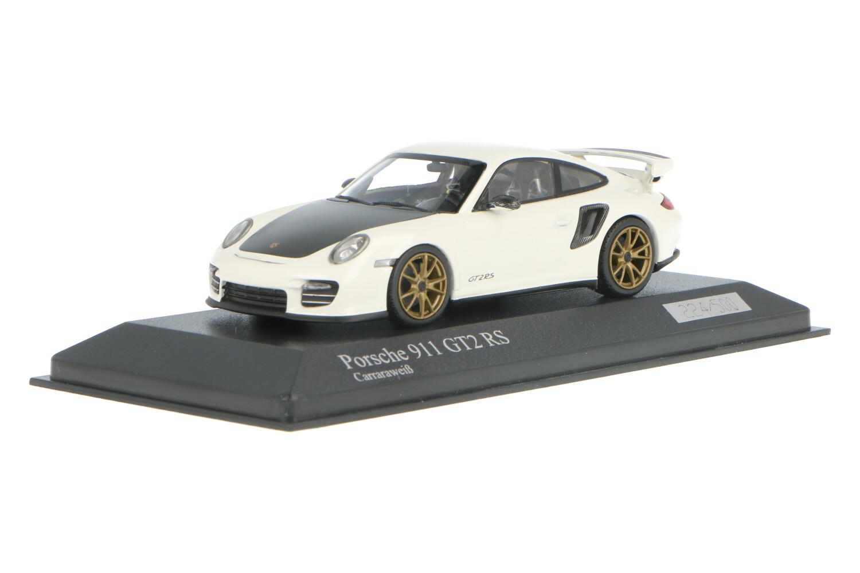 Porsche 911 GT2 RS (997 II) - Modelauto schaal 1:43