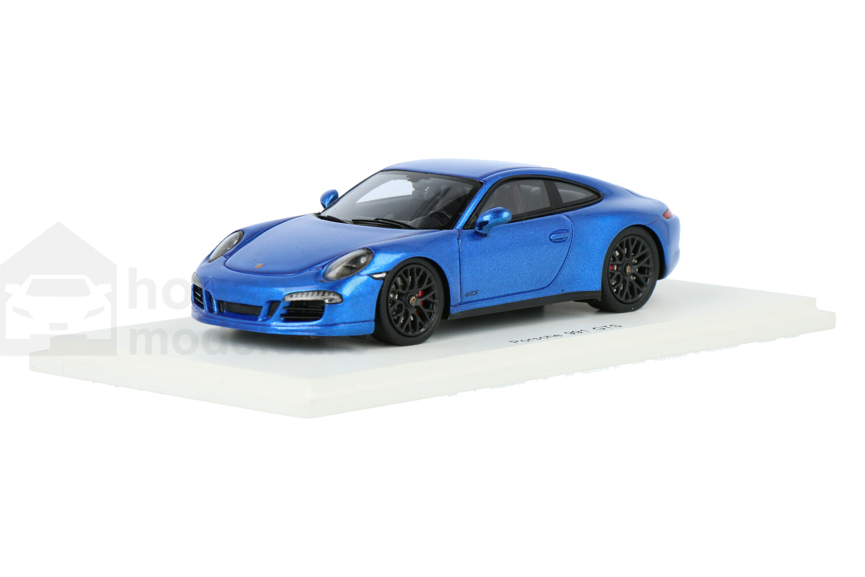 Porsche 911 GTS (991) - Modelauto schaal 1:43