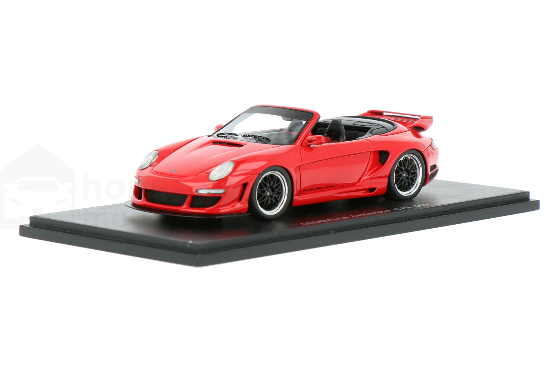Porsche 911 Gemballa Avalanche GTR 500 - Modelauto schaal 1:43