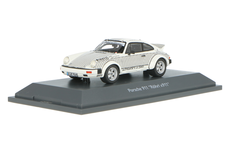 Porsche 911 Walter Röhrl x911 - Modelauto schaal 1:43