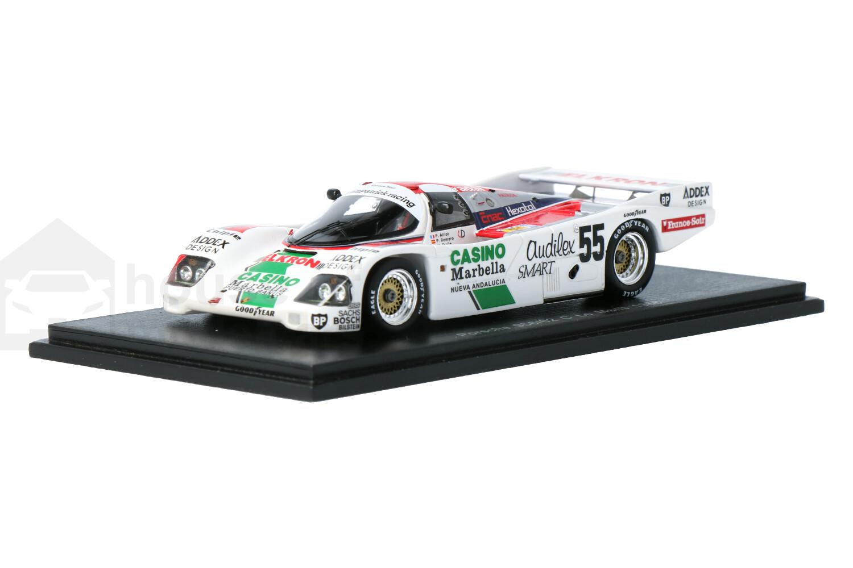 Porsche 956/62 C - Modelauto schaal 1:43