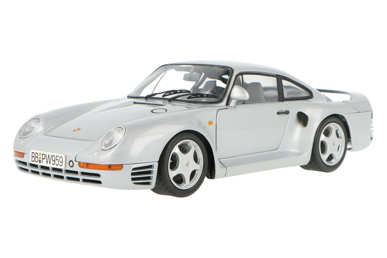 Porsche 959 - Modelauto schaal 1:18