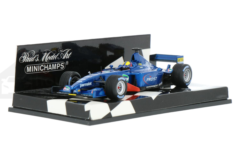 Prost AP04 - Modelauto schaal 1:43