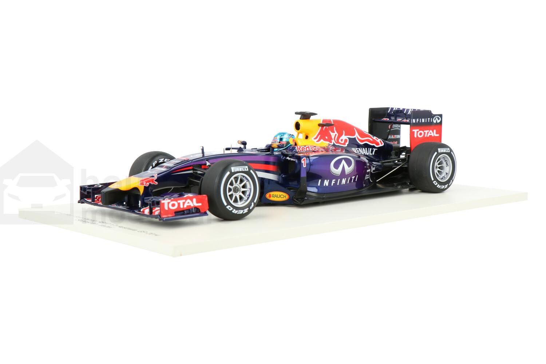 Red Bull Racing RB10 - Modelauto schaal 1:18