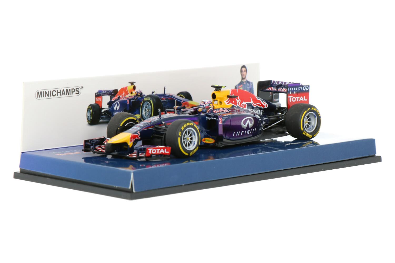 Red Bull Racing RB10 - Modelauto schaal 1:43