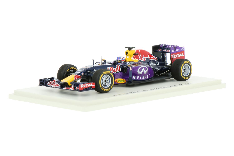 Red Bull Racing RB11 - Modelauto schaal 1:43