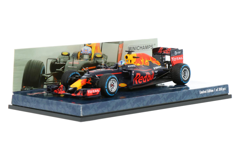Red Bull Racing 2016 - Modelauto schaal 1:43