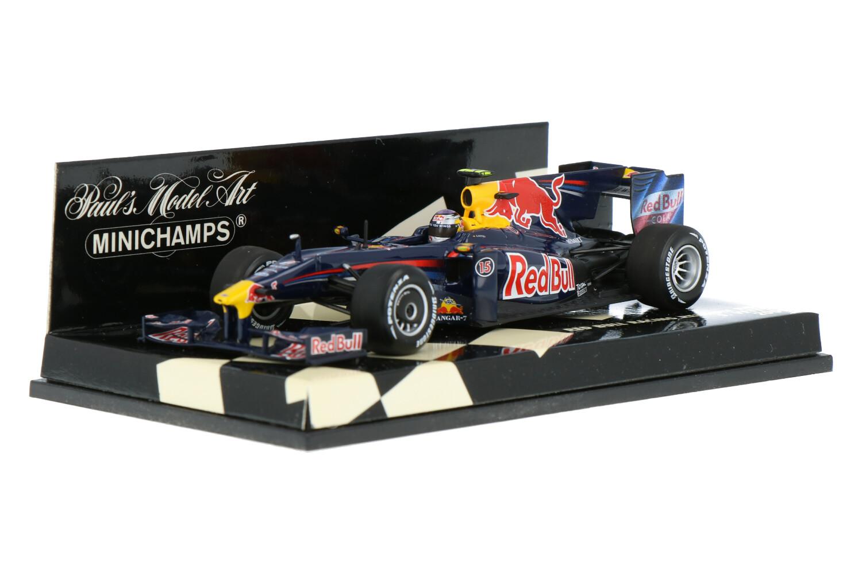 Red Bull Racing RB5 - Modelauto schaal 1:43
