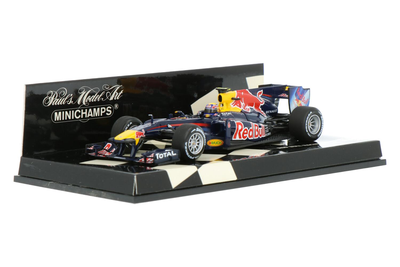 Red Bull Racing RB6 - Modelauto schaal 1:43