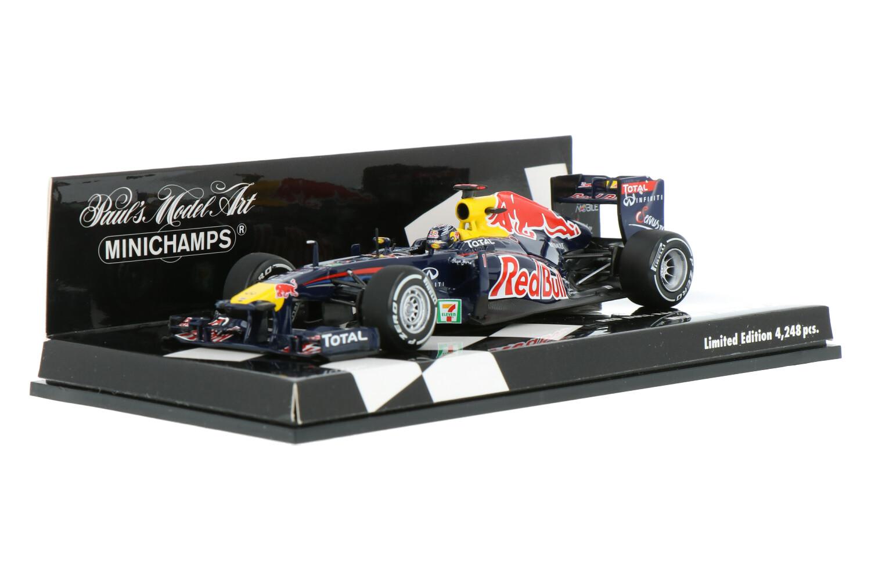 Red Bull Racing RB7 - Modelauto schaal 1:43