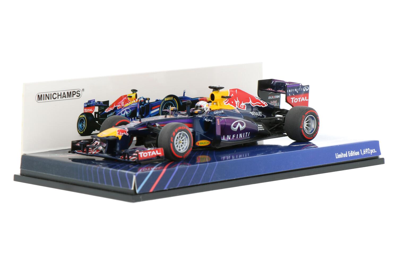 Red Bull Racing RB9 - Modelauto schaal 1:43