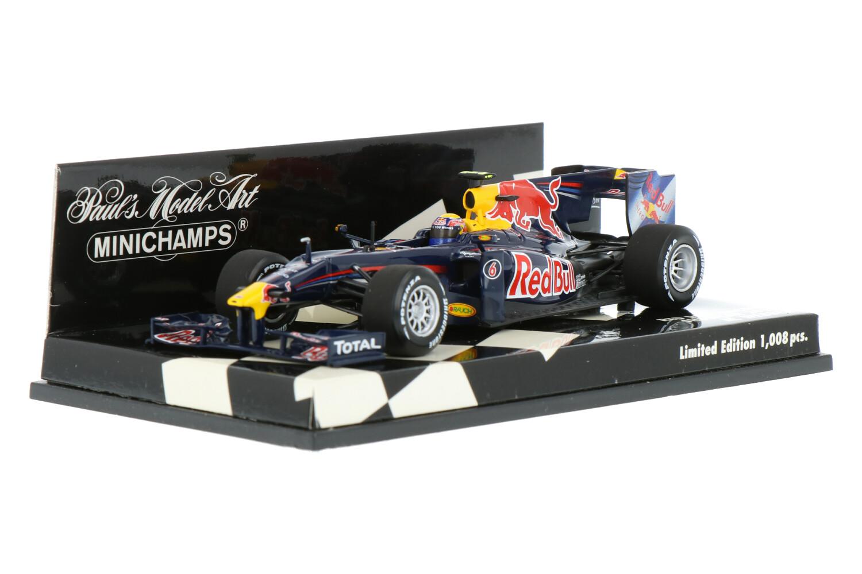 Red Bull Racing Showcar - Modelauto schaal 1:43