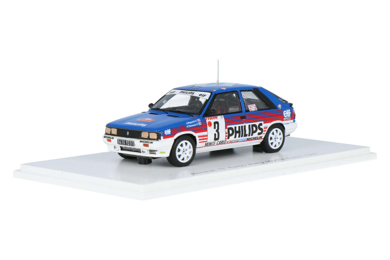 Renault 11 Turbo - Modelauto schaal 1:43
