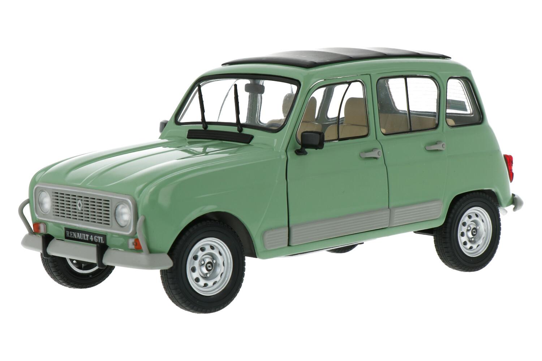 Renault 4L GTL - Modelauto schaal 1:18