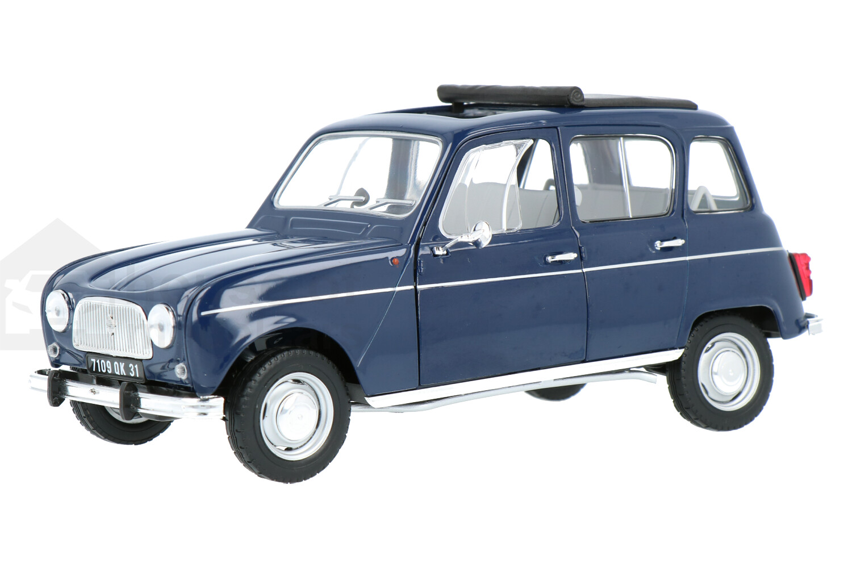 Renault 4 - Modelauto schaal 1:18