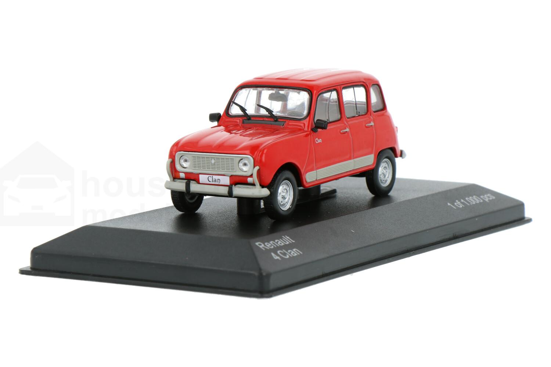 Renault 4 Clan - Modelauto schaal 1:43