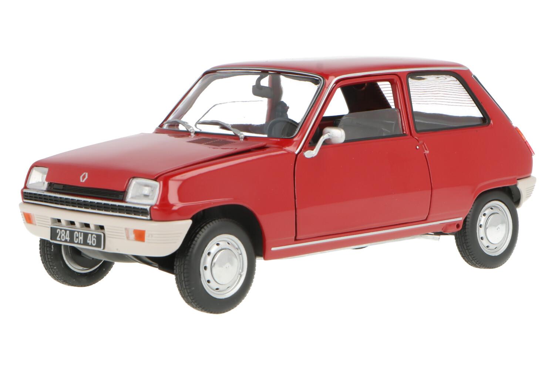 Renault 5 - Modelauto schaal 1:18