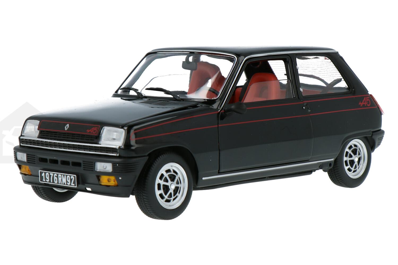 Renault 5 Alpine - Modelauto schaal 1:18