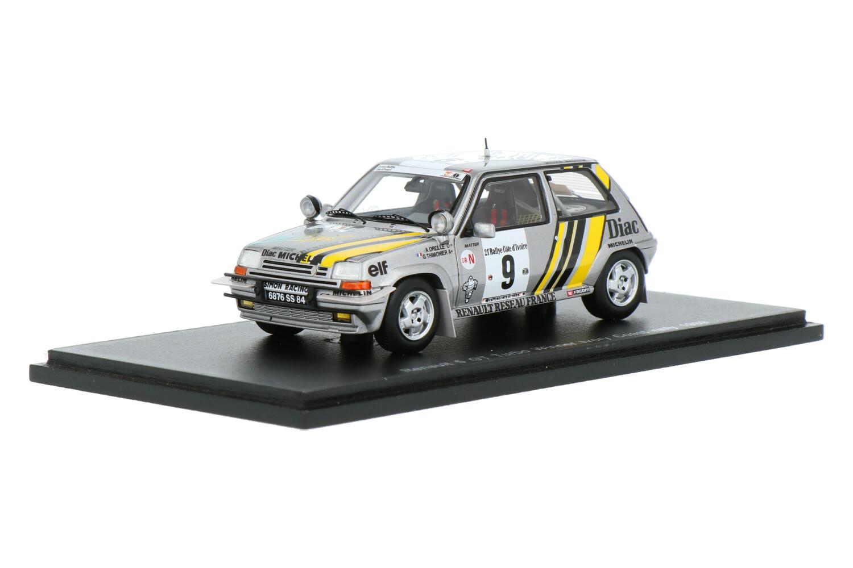 Renault 5 GT Turbo - Modelauto schaal 1:43