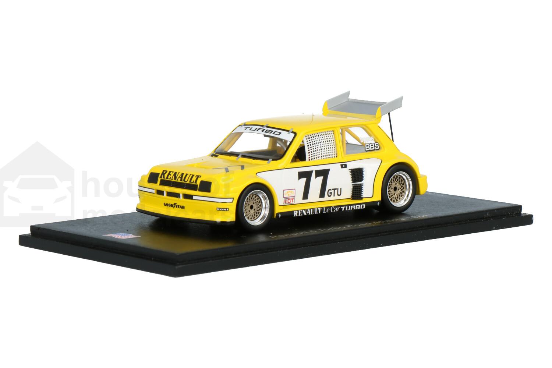 Renault 5 Turbo - Modelauto schaal 1:43