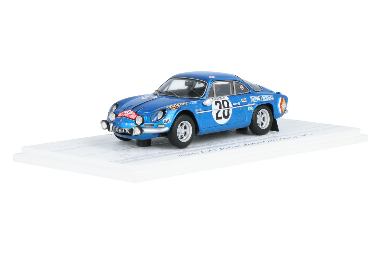 Renault Alpine A110 - Modelauto schaal 1:43