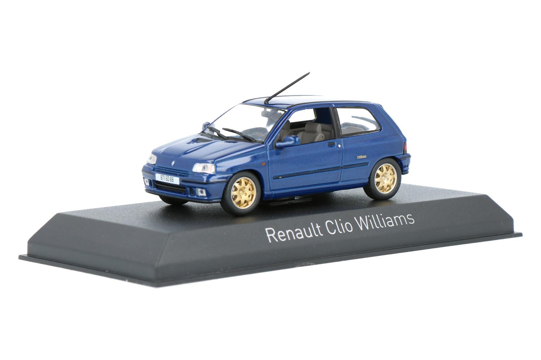 Renault Clio Williams - Modelauto schaal 1:43