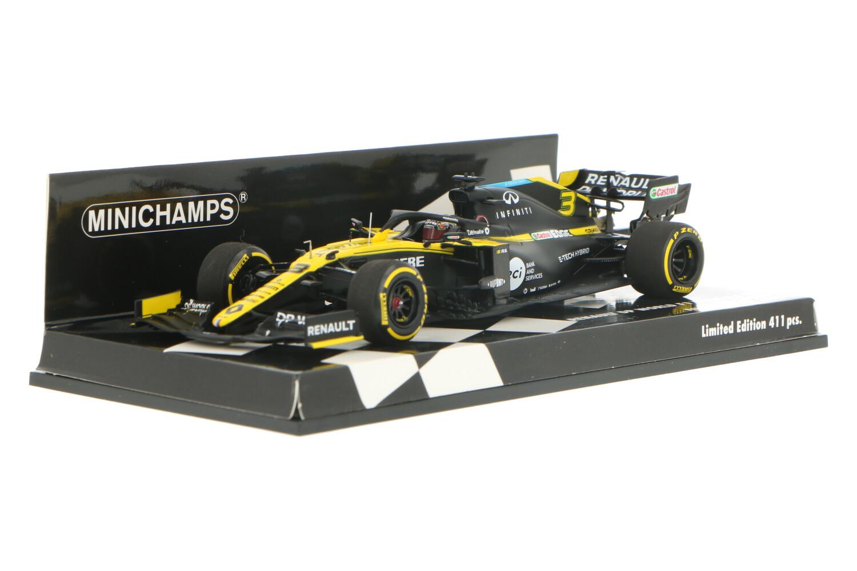 Renault F1 R.S.20 - Modelauto schaal 1:43