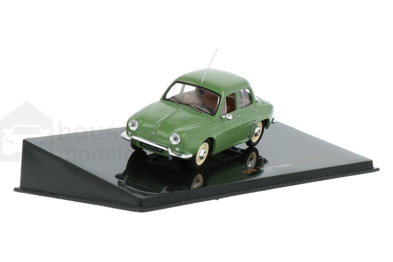 Renault Dauphine - Modelauto schaal 1:43