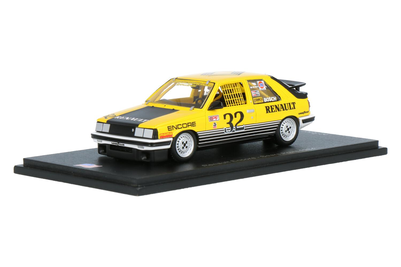 Renault R11 Encore - Modelauto schaal 1:43