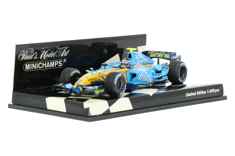 Renault F1 R26 - Modelauto schaal 1:43