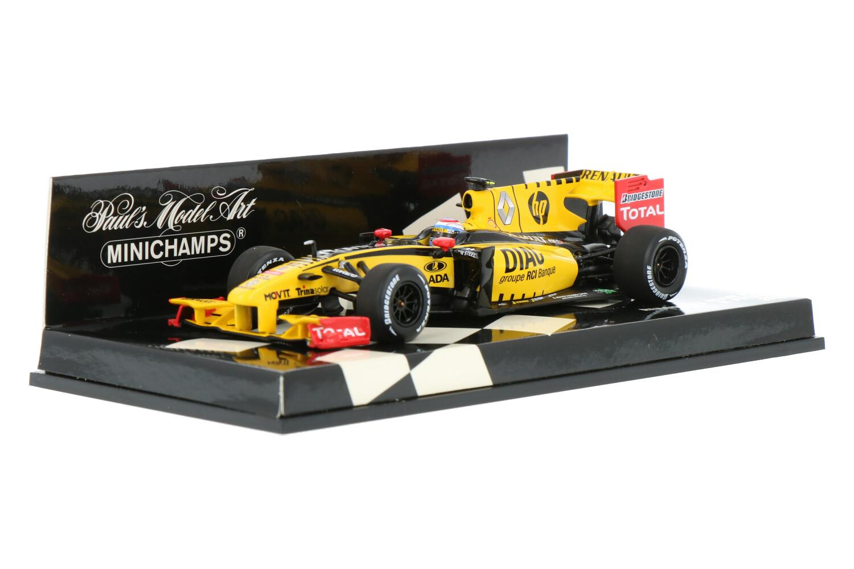 Renault F1 R30 - Modelauto schaal 1:43