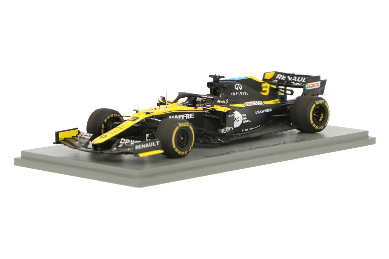 Renault F1 R.S. 20 - Modelauto schaal 1:43