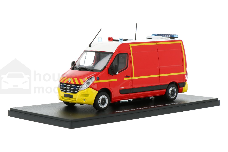 Renault Renault Master III - Modelauto schaal 1:43