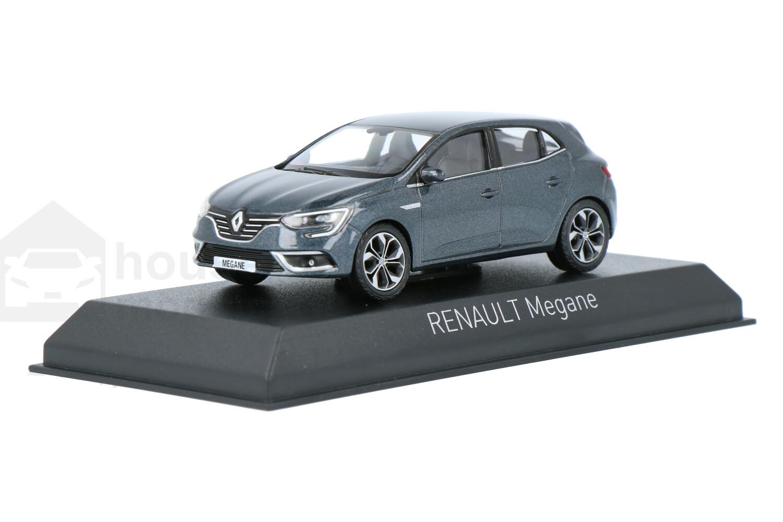 Renault Megane - Modelauto schaal 1:43