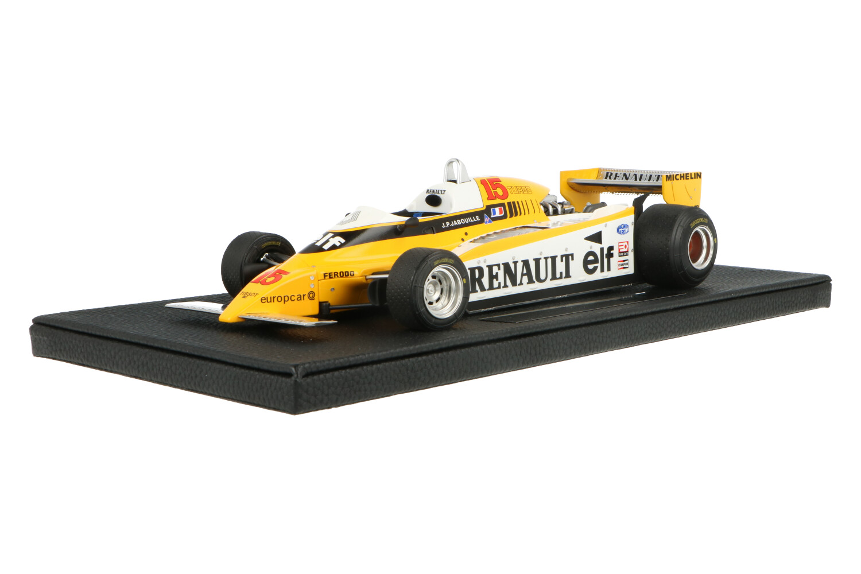 Renault F1 RE20 Turbo - Modelauto schaal 1:18