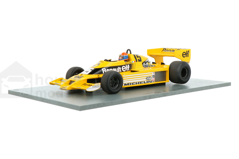 Renault F1 RS01 - Modelauto schaal 1:18